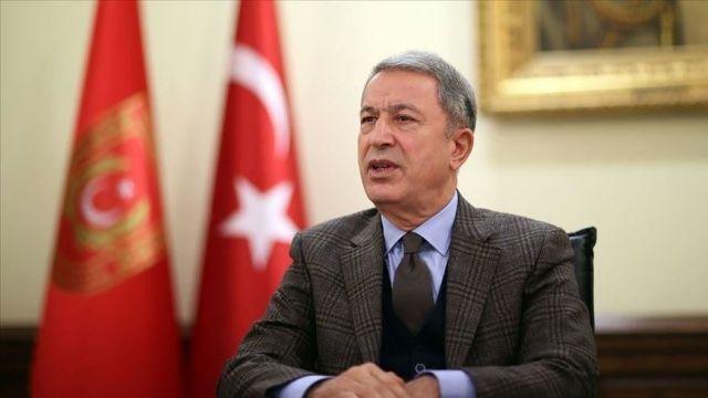 Bakan Akar'dan önemli Libya açıklaması
