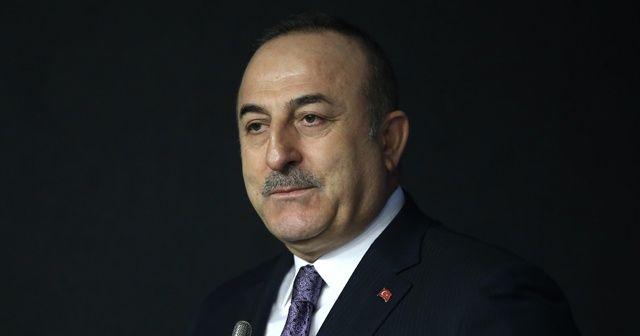 Bakan Çavuşoğlu: SMO savaşçılarına vatandaşlık iddiası gerçek dışı