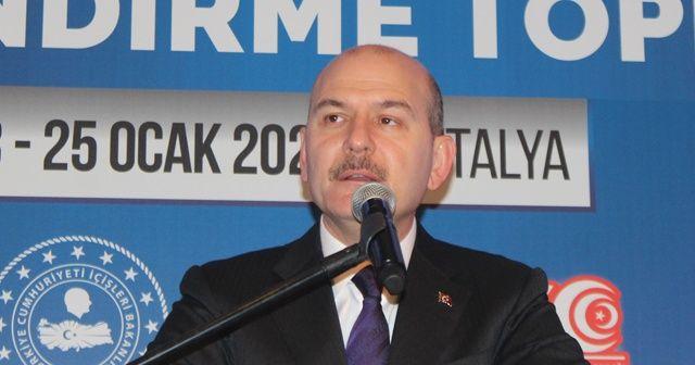 Bakan Soylu'dan Zeytin Dalı operasyonu açıklaması