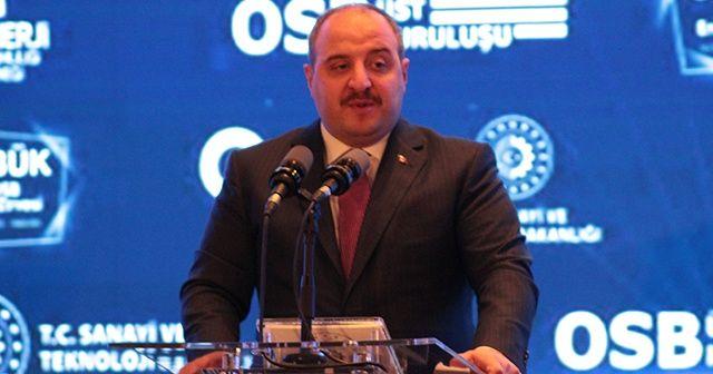 Bakan Varank: Geçtiğimiz 17 senede, Türk sanayisinin enerji talebi 2 kattan fazla arttı