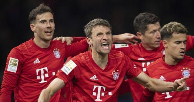 Bayern Münih sahasında Schalke 04'ü rahat yendi