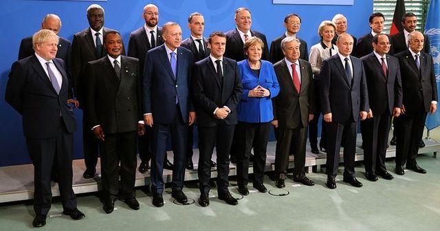 Berlin'deki Libya zirvesi sona erdi