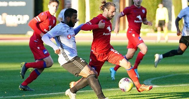 Beşiktaş, Altınordu ile 2-2 berabere kaldı