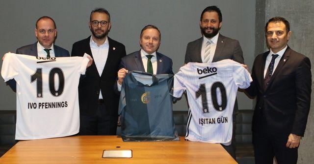 Beşiktaş, Hollanda kulübüyle ile iş birliği anlaşması imzaladı