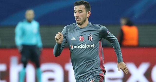 Beşiktaş'ta Oğuzhan Özyakup, Feyenoord'a kiralandı