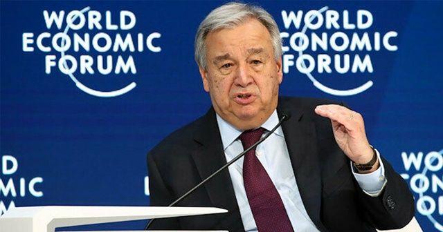 BM'den Türkiye'ye taziye ve destek mesajı