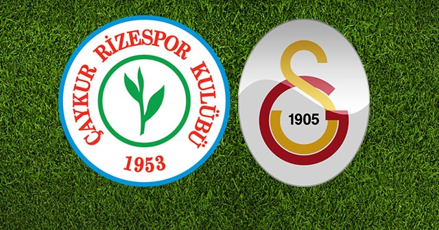Çaykur Rizespor-Galatasaray maçı canlı izle! Rizespor Galatasaray maçı şifresiz mi?