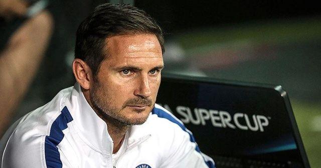 Chelsea Teknik Direktörü Lampard'dan, Moses hakkında açıklama