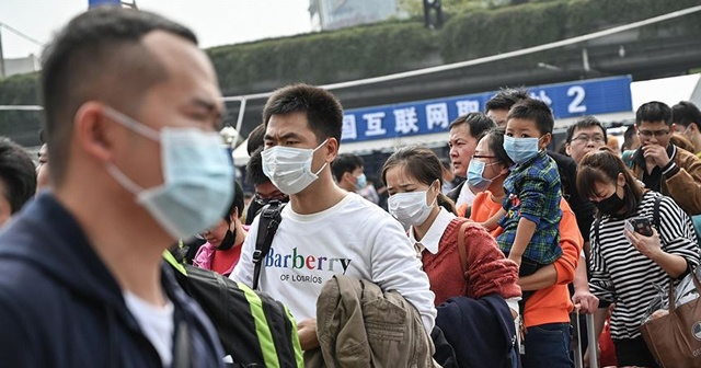 Corona virüsü dünya genelinde görülmeye başladı