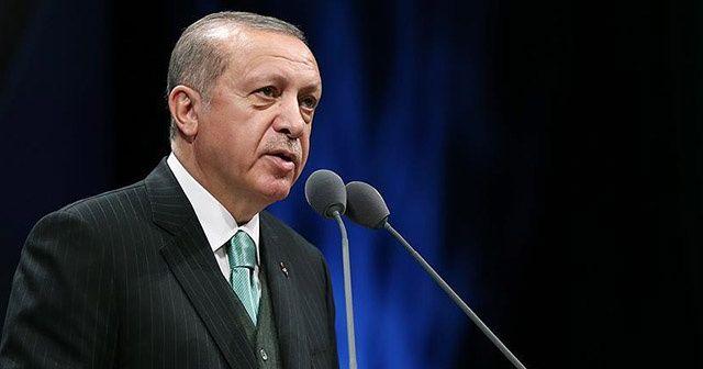 Cumhurbaşkanı Erdoğan'dan TürkAkım Projesine ilişkin paylaşım