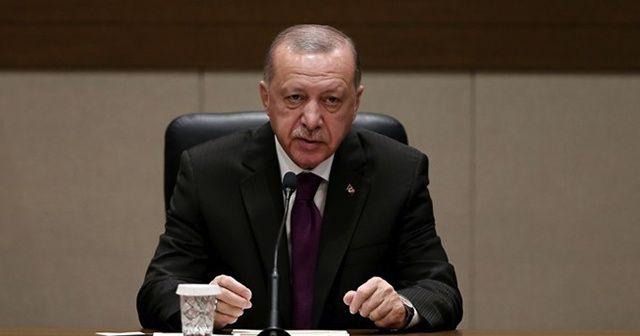 Cumhurbaşkanı Erdoğan: Vatandaşların mağduriyet yaşamaması için her türlü çabayı gösteriyoruz