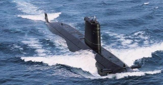 Denizaltılar ASELSAN ile görünmez oluyor!