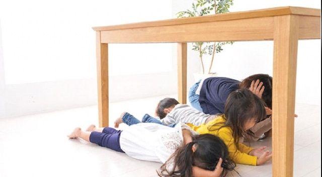 Depremi çocuklara böyle anlatmalı