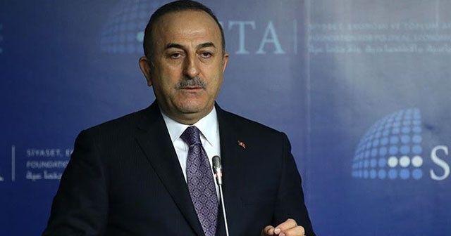 Dışişleri Bakanı Çavuşoğlu: Libya konusunda kötümser değiliz