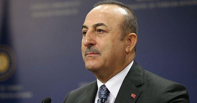 Dışişleri Bakanı Çavuşoğlu'ndan Libya konusunda telefon diplomasisi