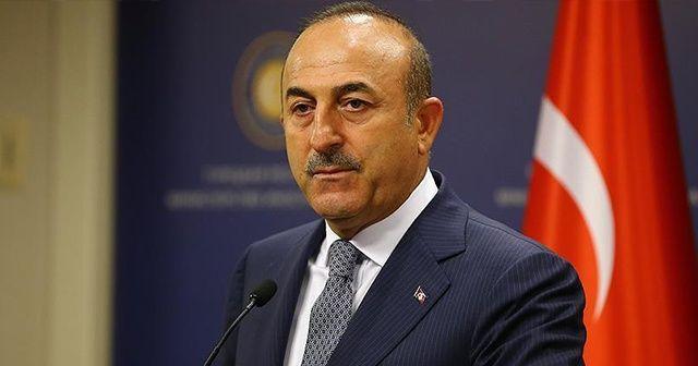 Dışişleri Bakanı Çavuşoğlu'ndan Libya tezkeresi için 'hayırlı olsun' mesajı