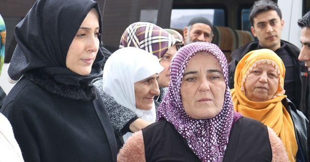 Diyarbakır annelerinden Elazığ'da depremzedelere ziyaret