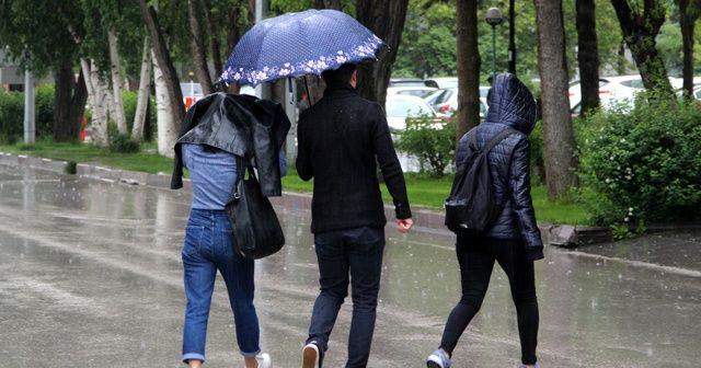 Doğu Karadeniz'de 2 ilde yağmur yağışı bekleniyor