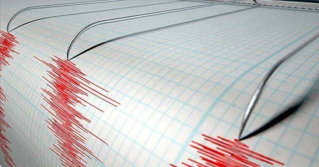 Endonezya'da şiddetli deprem oldu