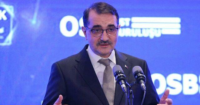 Enerji ve Tabii Kaynaklar Bakanı Fatih Dönmez: 30 milyar dolar kazanacağız