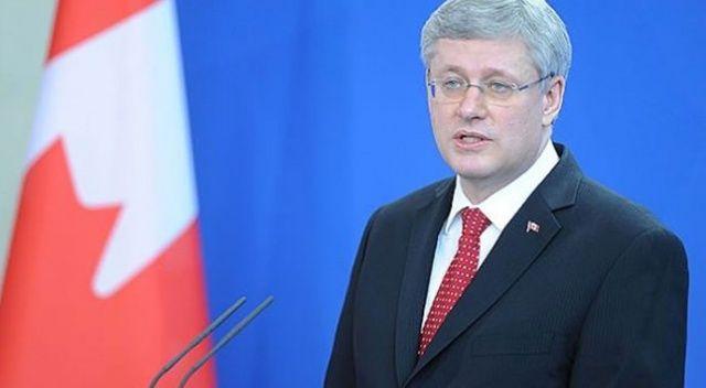 Eski Kanada Başbakanı Harper: ''Orta Doğu'da barış için İran'da rejim değişmeli''