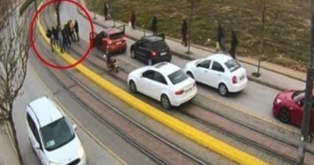 Eskişehir'de trafikte hamile kadını ve eşini darbetmekten yargılanan sanığa para cezası verildi