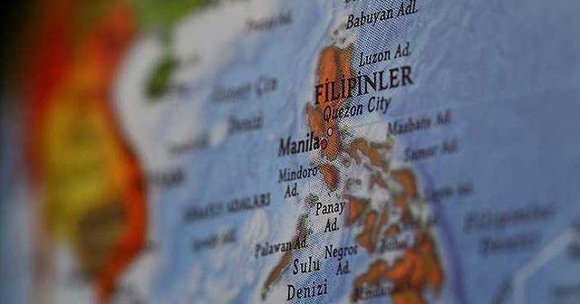 Filipinler'de volkanik tsunami uyarısı