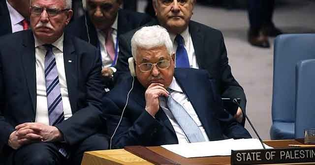 Filistin Devlet Başkanı Mahmud Abbas BMGK'da ABD'nin sözde barış planına karşı çıkacak