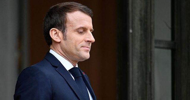 Fransa Cumhurbaşkanı Macron'dan Türkiye'ye destek mesajı