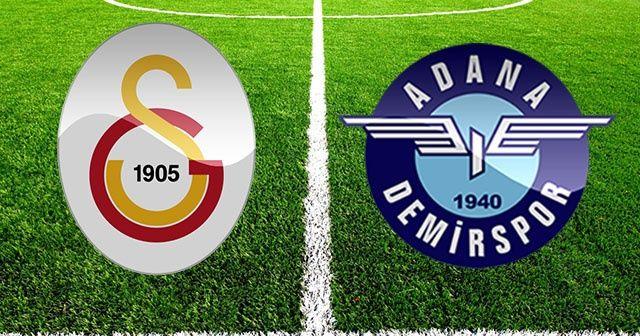 Galatasaray Adana Demirspor maçı canlı izle! GS Adana Demir şifresiz mi! GSTV canlı izle