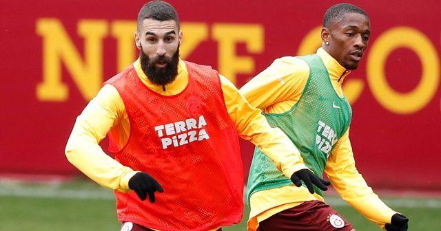 Galatasaray'da Çaykur Rizespor maçı hazırlıkları başladı