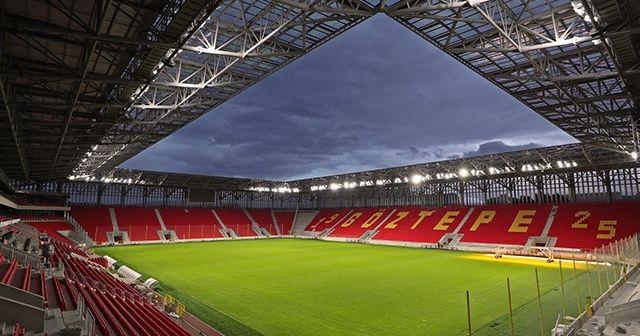 Göztepe Stadyumu'nun kapasitesi 25 bine çıkarılacak