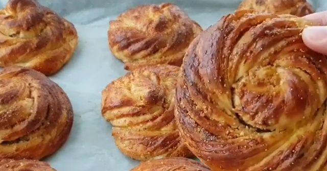 Haşhaşlı çörek nasıl yapılır, Haşhaşlı çörek tarifi ve Haşhaşlı çörek yapımı