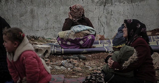 İdlib'de 3 günde 31 bin sivil daha göç etti