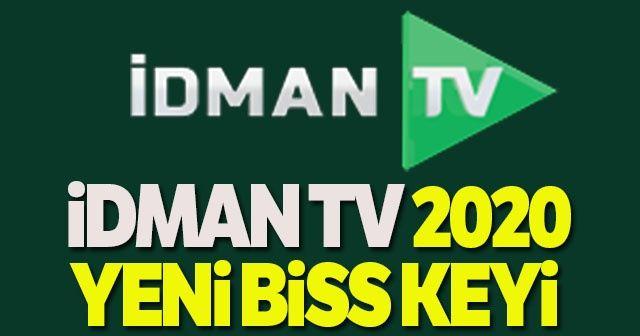 İdman Tv biss keyi değişti mi?| 2020 İdman TV kanalının yeni biss key şifresi
