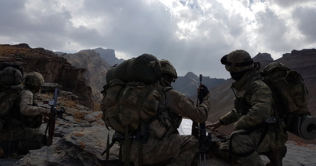 Irak'ın kuzeyinde eylem hazırlığındaki 2 PKK'lı terörist etkisiz hale getirildi
