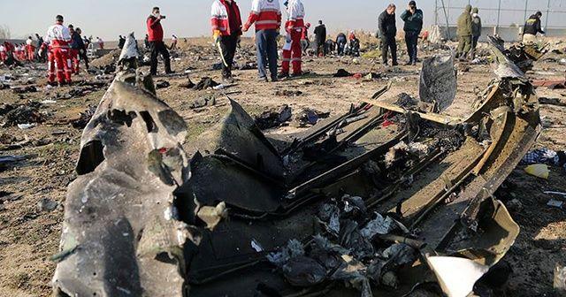 İran'da düşürülen uçakla ilgili gözaltı kararı
