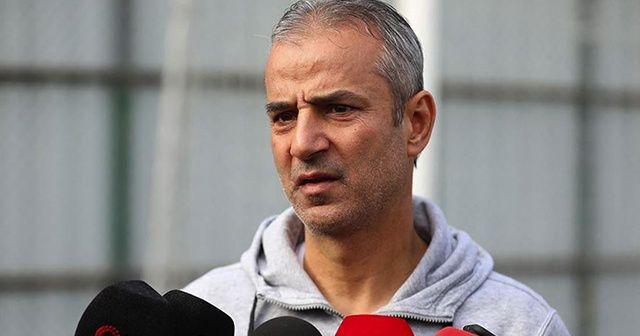 İsmail Kartal'dan Beşiktaş maçı değerlendirmesi