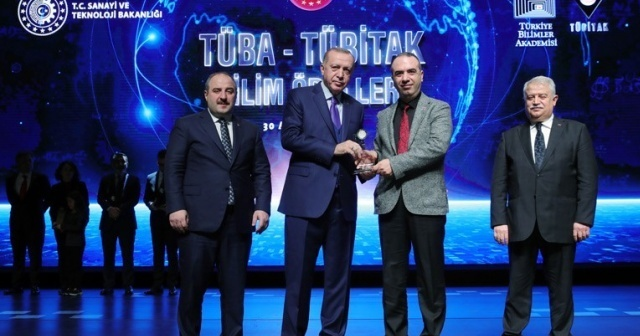 İstanbul Cezeri Müzesi'ne Türkiye Bilimler Akademisi'nden özel ödül