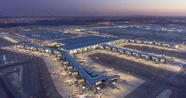 İstanbul Havalimanı, yolcu ile sefer sayısında Türkiye'nin yükünü çekiyor