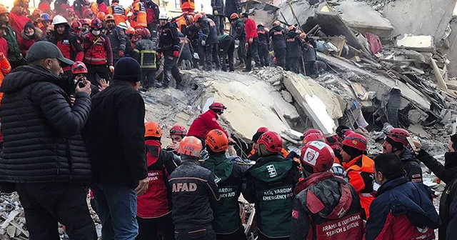 Kanada'dan Elazığ depremiyle ilgili Türkiye'ye taziye mesajı
