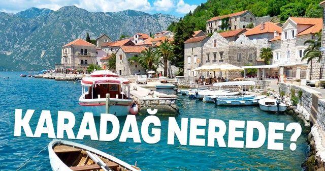 Karadağ nerede? Sefirin Kızı'nın çekildiği Karadağ Montenegro'nın haritadaki yeri | PODGORİCA NEREDE VE NASIL GİDİLİR?