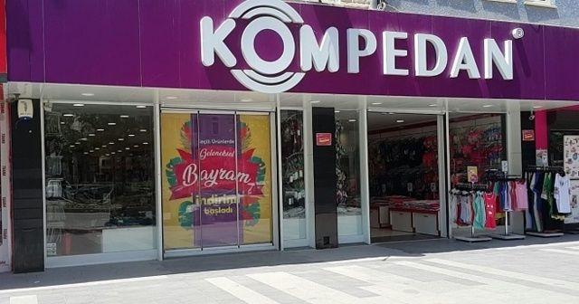 Kompedan 2020'de 20 yeni mağaza açmayı hedefliyor