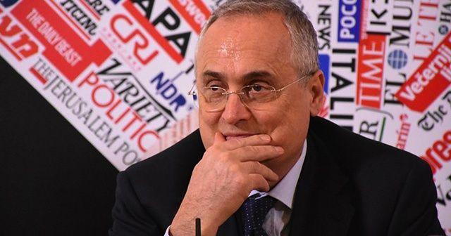 Lazio Başkanı, kulübe gelen cezayı taraftarına fatura etti