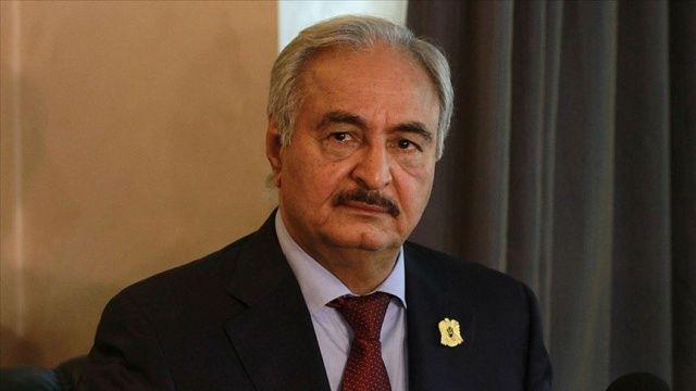 Libya'daki Hafter güçleri tehdit etti