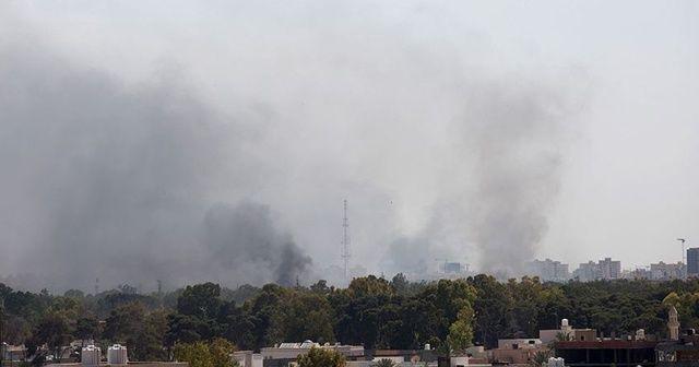 Libya'daki Hafter milisleri Berlin Konferansı'nın ardından ateşkes ihlallerini sürdürüyor