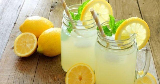 Limonata nasıl yapılır, Limonata yapımı ve limonata tarifi