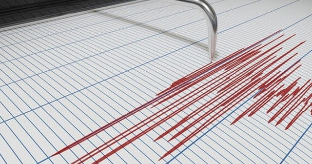 Manisa'da 3.6 büyüklüğünde deprem