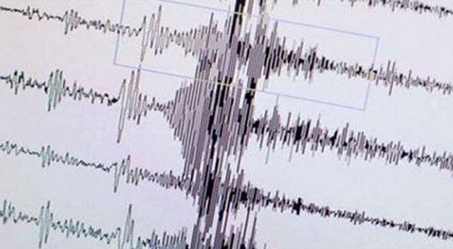 Manisa'da deprem oldu