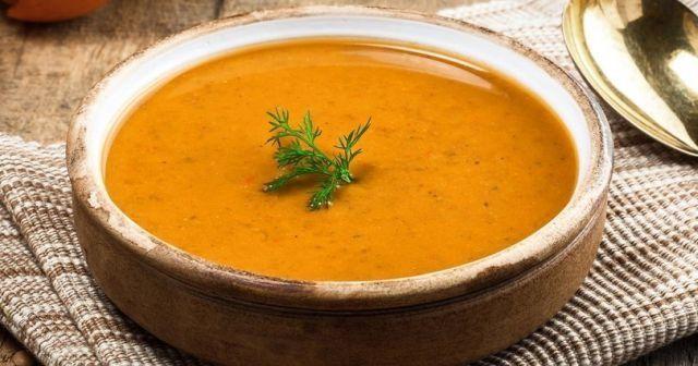 Mercimek çorbası tarifi, Mercimek çorbası nasıl yapılır, En kolay Mercimek çorbası yapımı